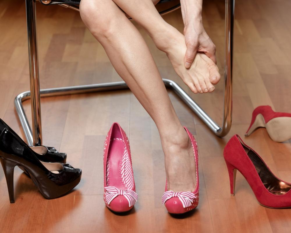 Ayakkabı Vurmasına Ne iyi Gelir Kesin Çözüm