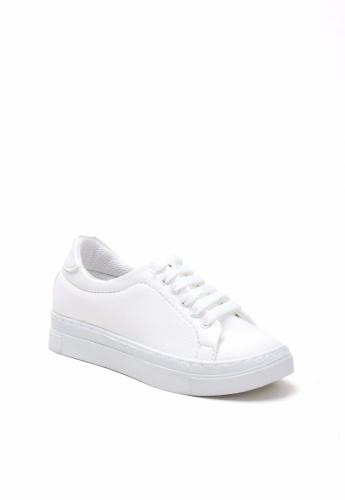 Beyaz Çocuk Spor Ayakkabı