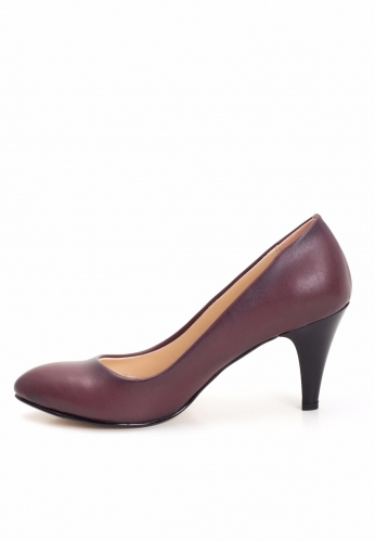 Bordo Renk Stiletto