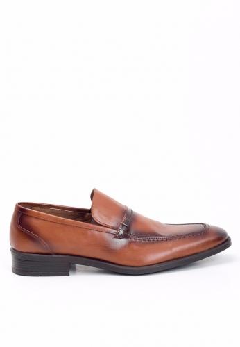 Eskitme Deri Ayakkabı