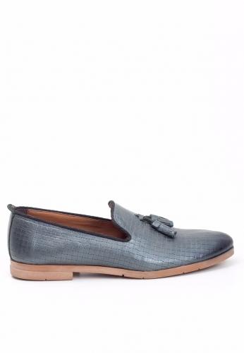 Gri Klasik Ayakkabı