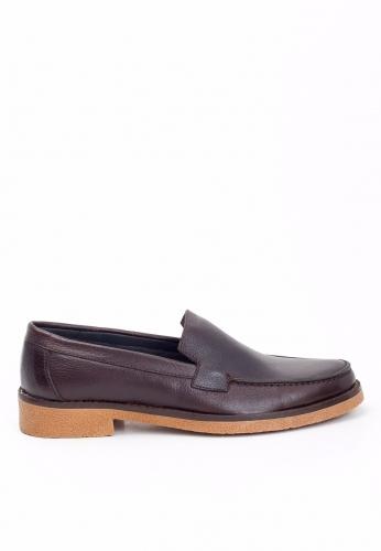 Kahverengi Erkek Klasik Ayakkabı