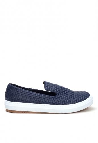 Lacivert Desenli Erkek Ayakkabı