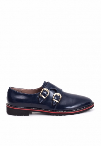 Lacivert Rugan Oxford