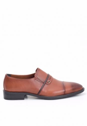 Taba Klasik Ayakkabı