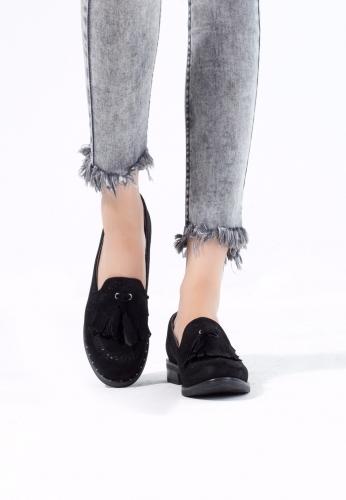 Taşlı Bayan Ayakkabı